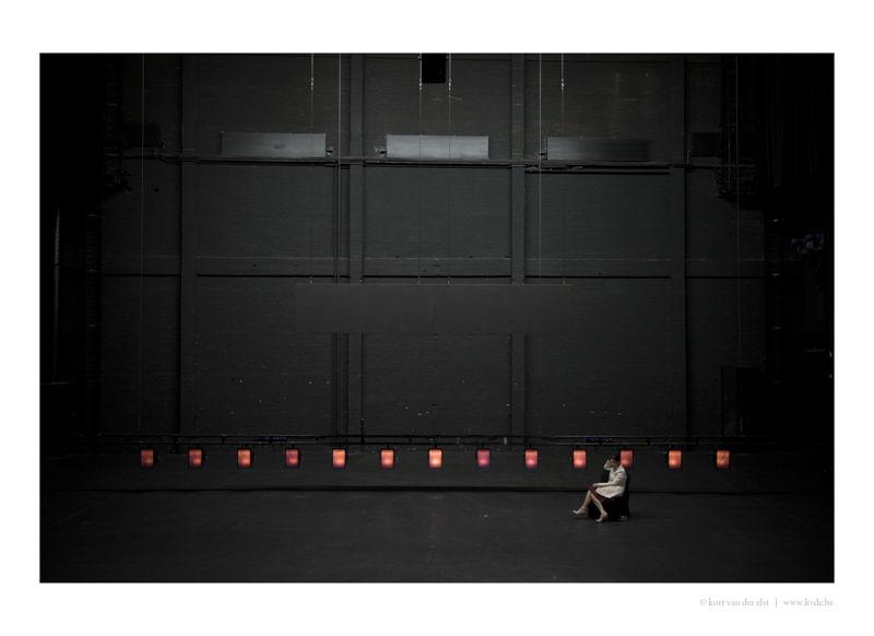 Rachid Benzine, Ruud Gielens & Hiam Abbass - In the eyes of heaven -  15/11 © Kurt Van der Elst