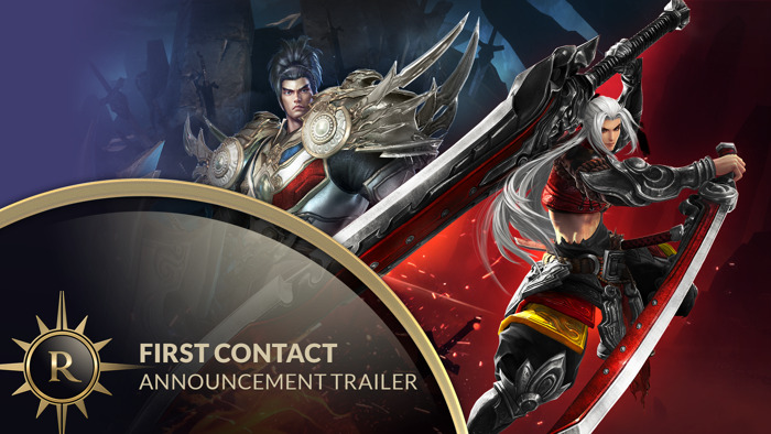 "REVELATION ONLINE WILL LAUNCH ""FIRST CONTACT"" THIS MONTH"