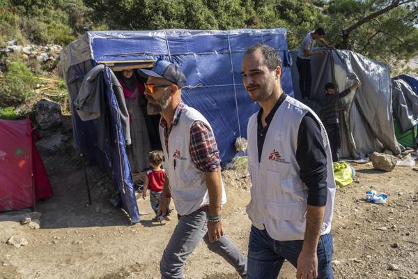 Preview: Internationaal voorzitter van Artsen Zonder Grenzen roept Europese leiders op om het EU-Turkije-akkoord onmiddellijk stop te zetten