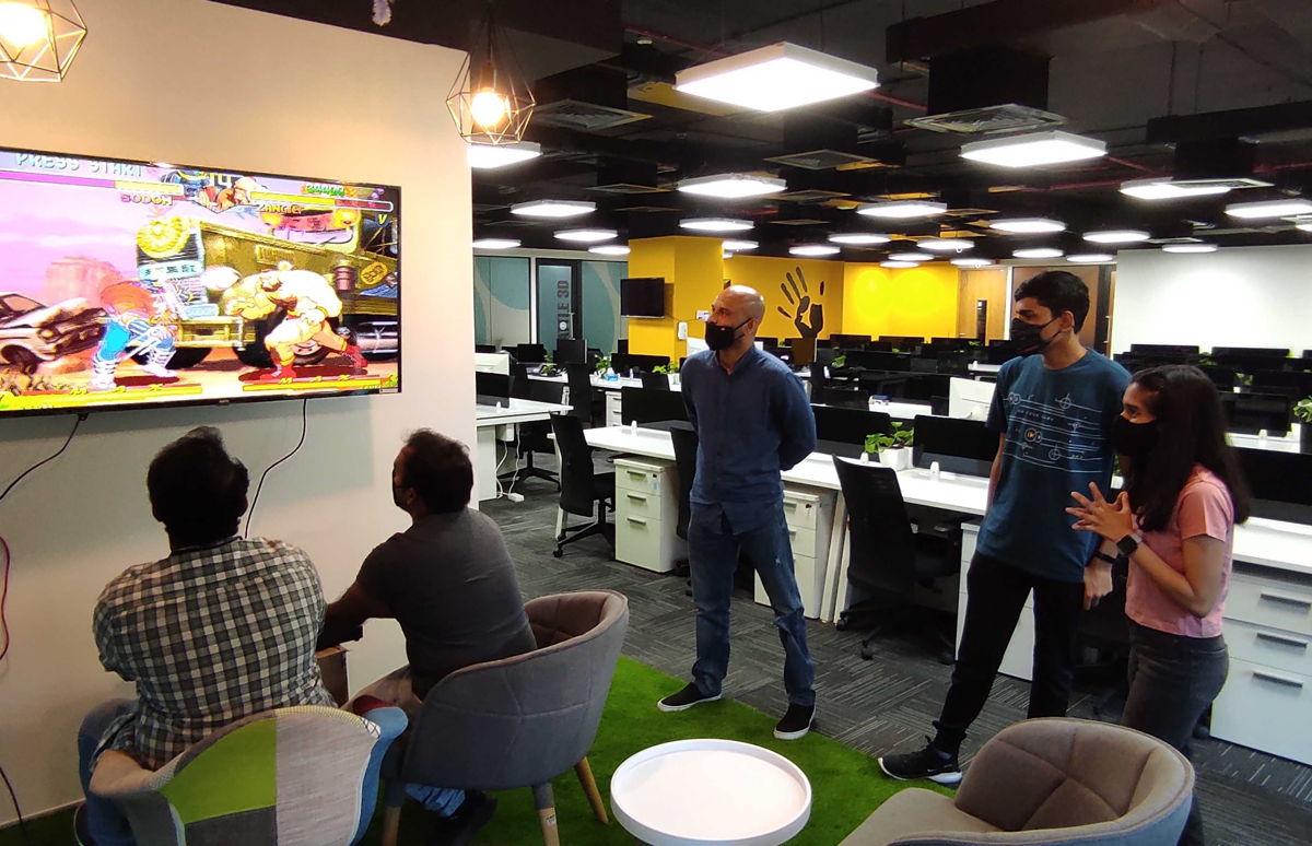 Kwalee Bangalore team