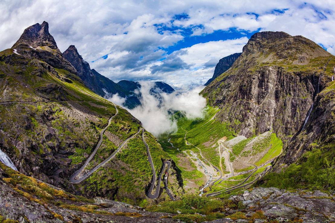 Trollstigen - Noorwegen