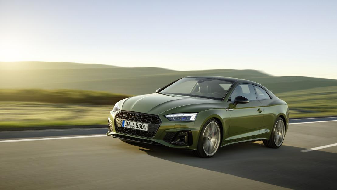 De Audi A5 is nu aantrekkelijker dan ooit