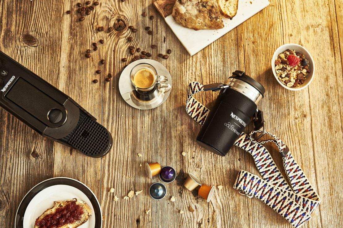 Nespresso X Clio Goldbrenner