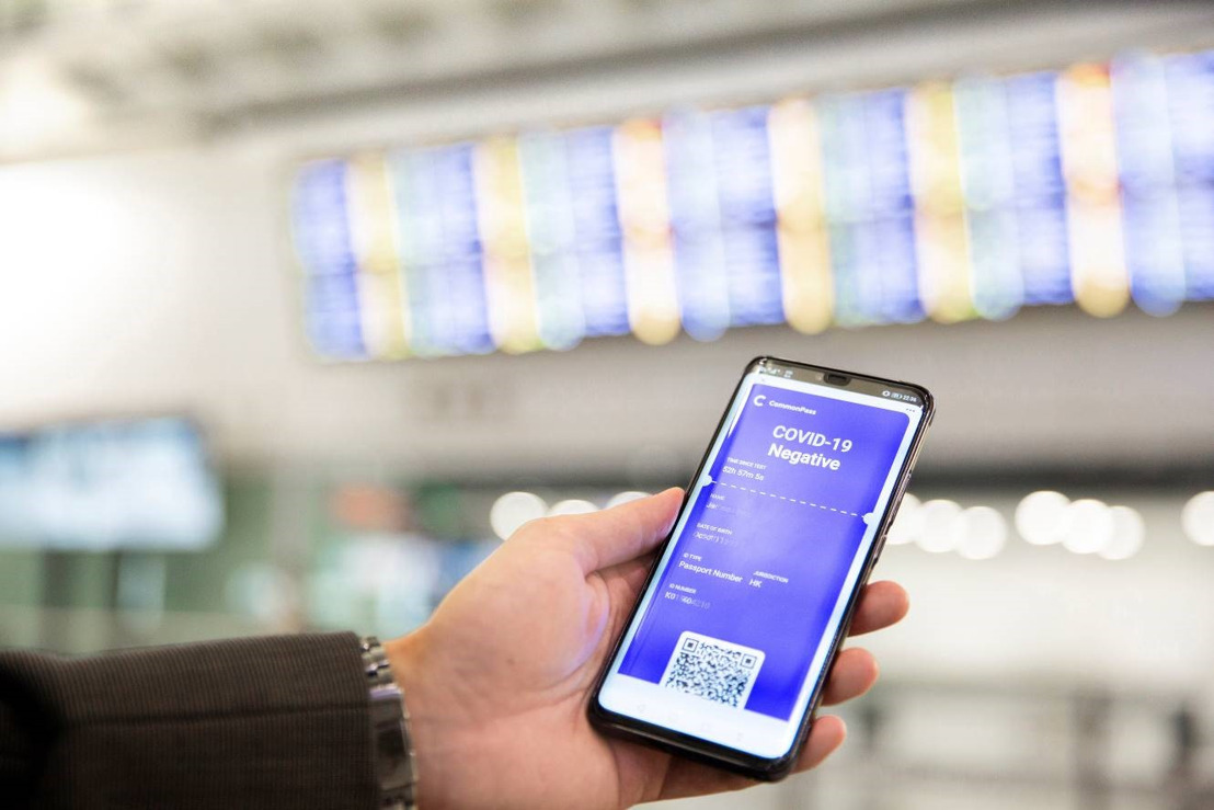 Cathay Pacific pursues the adoption of digital travel passes to facilitate international travel