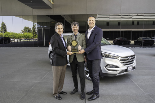 Hyundai Named a Top Brand in J.D. Power's 2018 U.S. Initial Quality Study