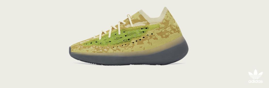adidas + KANYE WEST anuncian el lanzamiento de YEEZY BOOST 380 Hylte Glow y YEEZY BOOST 380 Hylte