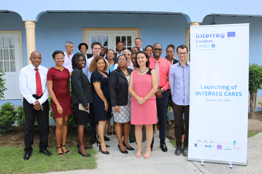 Telemedicine to Cancer Screening: 5 Million Euro INTERREG CARES Projects to Boost OECS Health