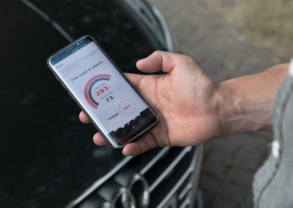 Audi maakt autobestuurders wegwijs in elektrisch rijden