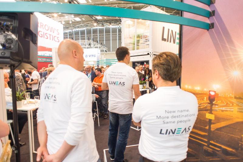 Lineas - Transport Logistic München