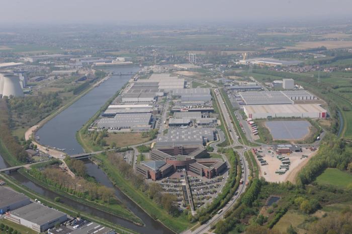 Cargovil creëert nieuwe jobs in het beheer van en logistiek op het bedrijventerrein