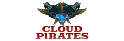 Cloud Pirates press room Logo