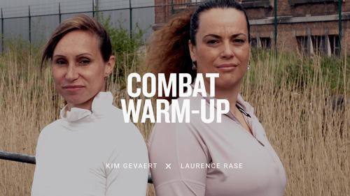 Preview: Geef je zelfvertrouwen een boost voor je gaat lopen met de combat warm-up