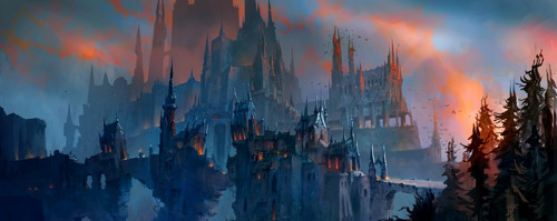 Смотрите стрим с разработчиками World of Warcraft 8 июля и узнайте подробности о Shadowlands