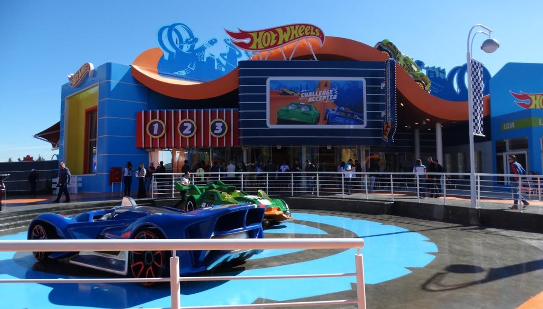 La atracción Hot Wheels Epic Show es sonorizada con tecnología de Bose Profesional, en el parque Beto Carrero World en Brasil