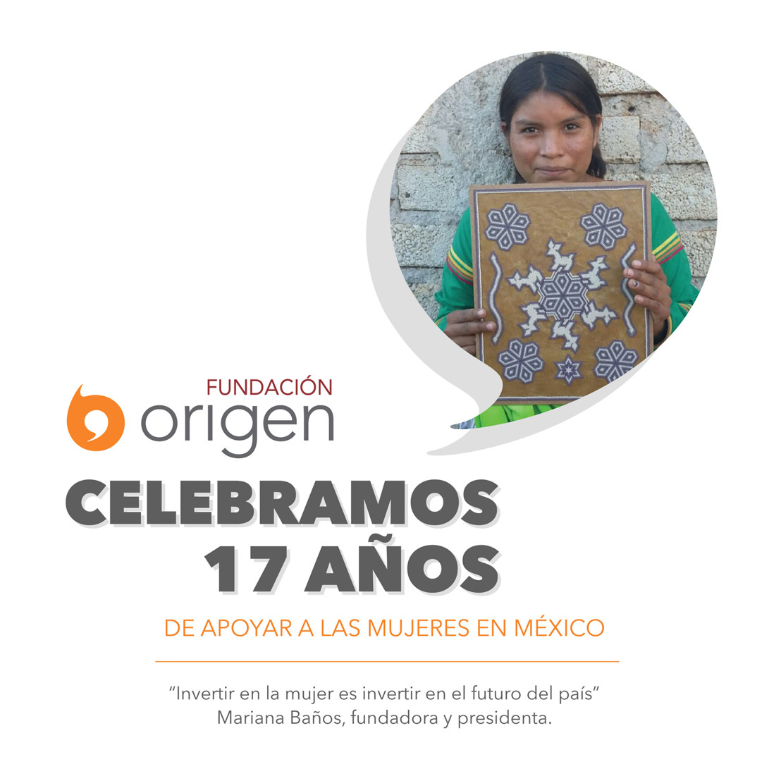Fundación Origen celebra sus 17 años
