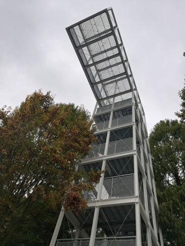 Provinciaal domein Het Leen in Eeklo opent vernieuwd bosinfocentrum