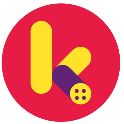 Ketnet-logo met vier stippen