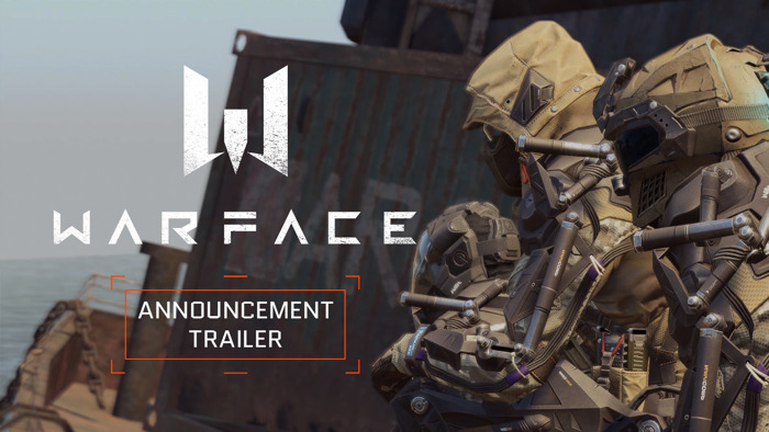 MY.COM'S SHOOTER PHENOMENON WARFACE MAKES ITS WAY TO CONSOLES THIS YEAR