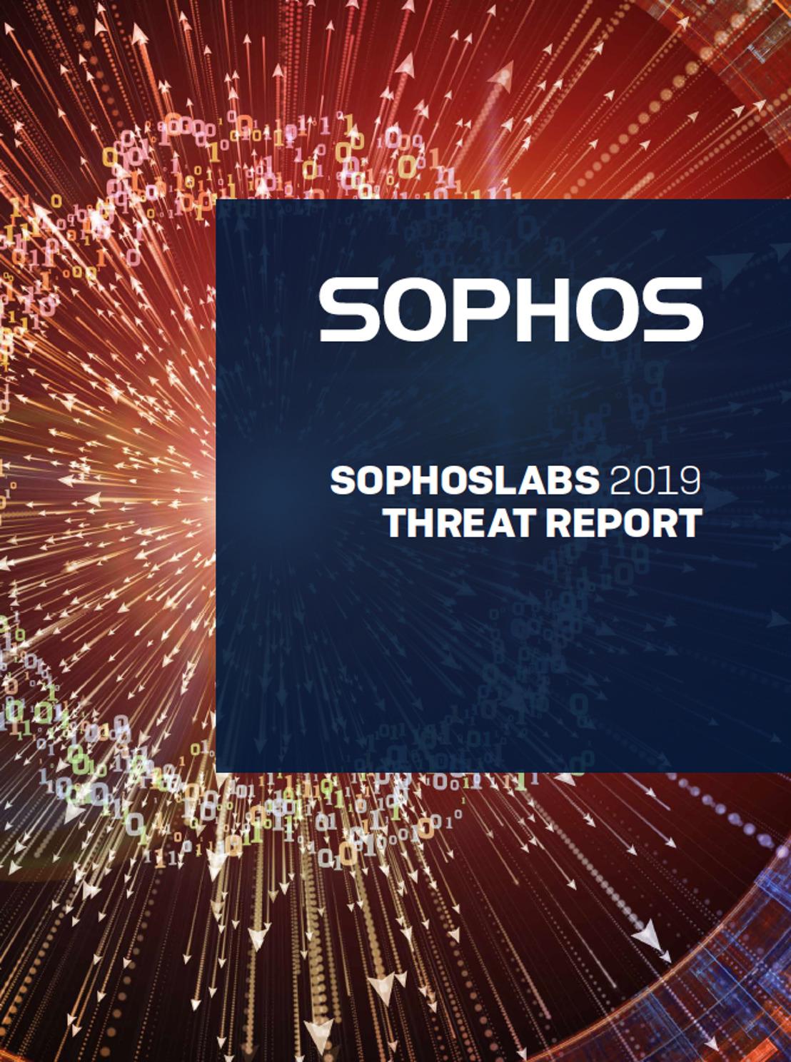 Sophos 2019 Threat Report