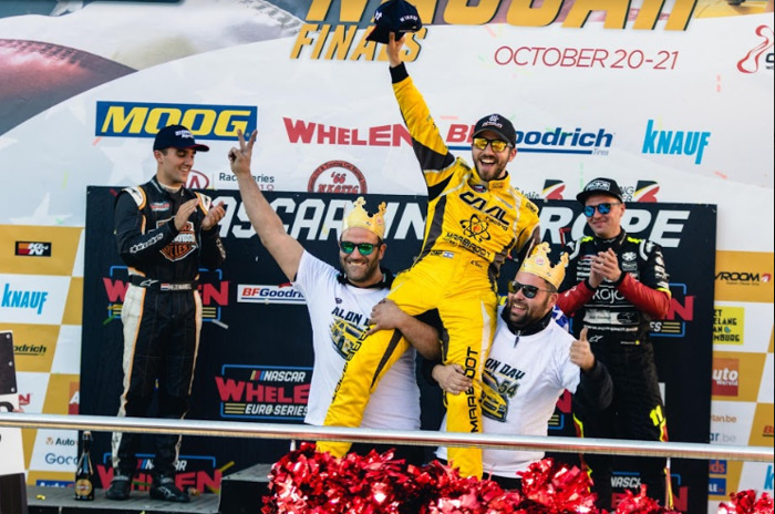 MOOG® Returns as Official Steering and Suspension Sponsor of NASCAR Whelen Euro Series™