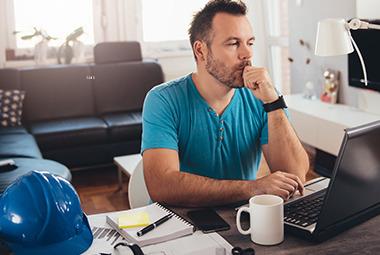 Atteindre facilement les employés du bureau à domicile par divers moyens ?