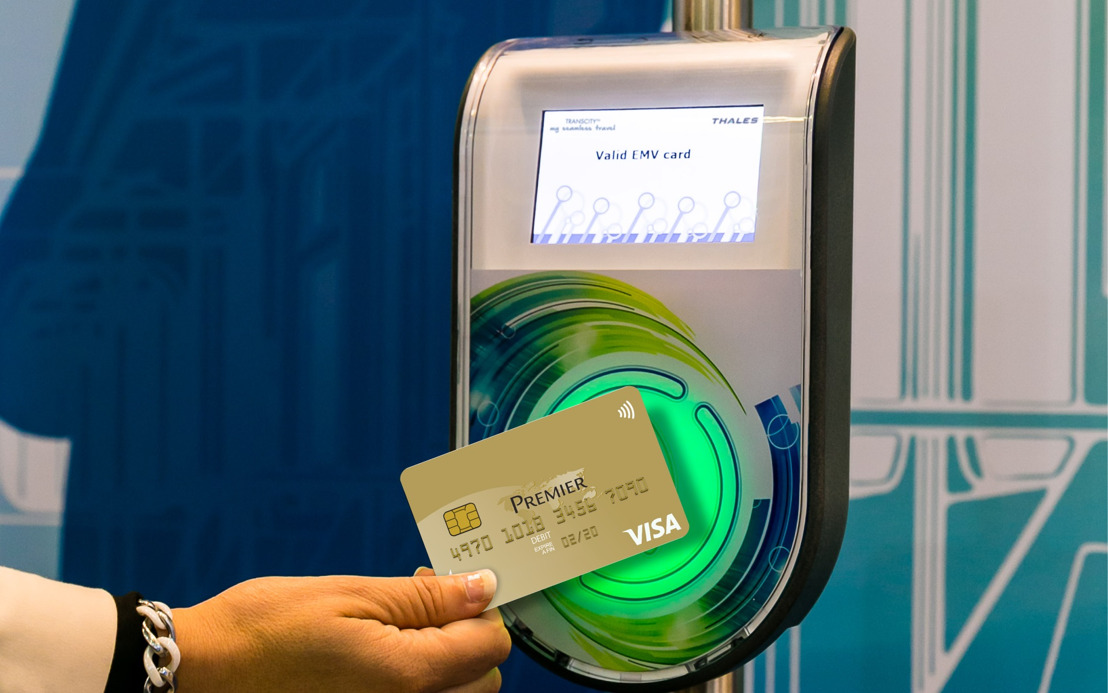 Thales will offer a contactless e-ticket for all type of transport and whatever the operator is