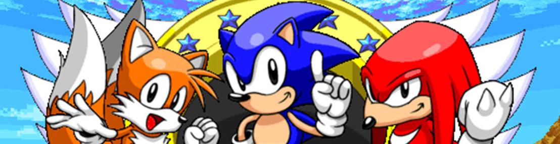 Sonic Fan Game Using Doom Engine Helps Feed Hungry Kids