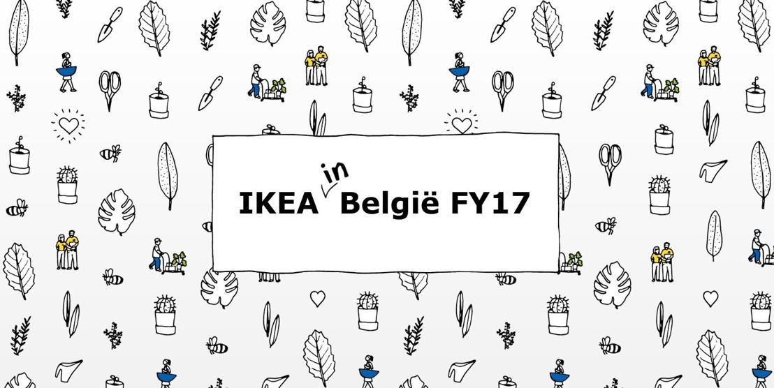 Jaaroverzicht: wat gebeurde er in 2017 bij IKEA België?
