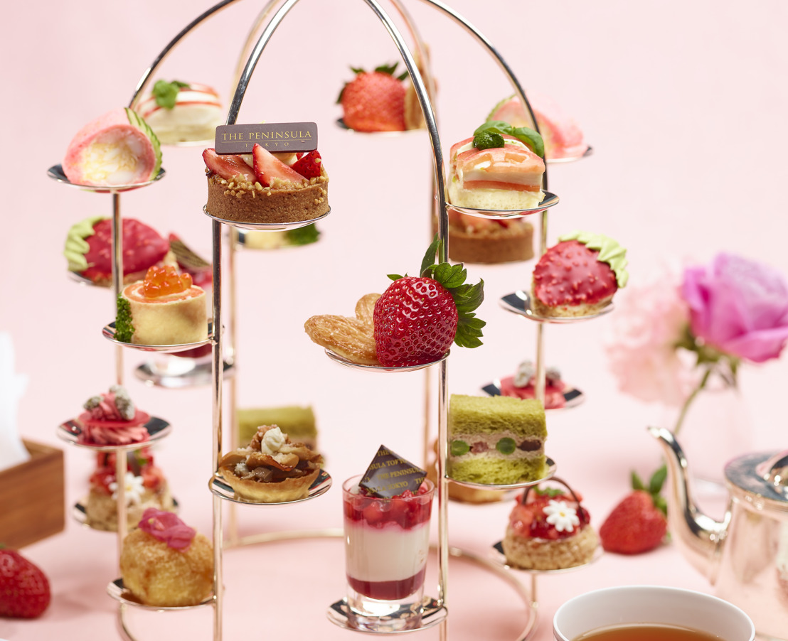 THE PENINSULA TOKYO LANZA EL IMPERIAL AFTERNOON TEA