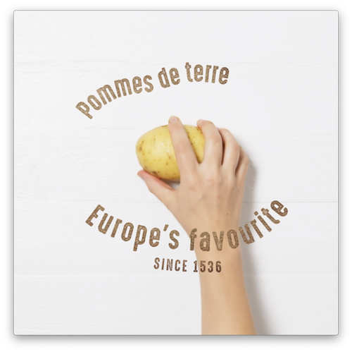 La surprise du chef : darwin a la patate dans 3 pays européens.
