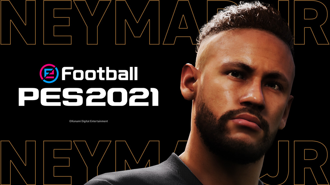 Neymar Jr. devient ambassadeur de la série eFootball PES