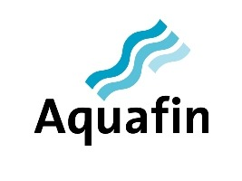 Aquafin perskamer Logo