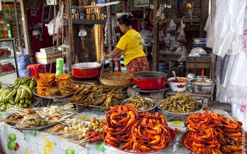 Myanmar_Street Food Mandalay
