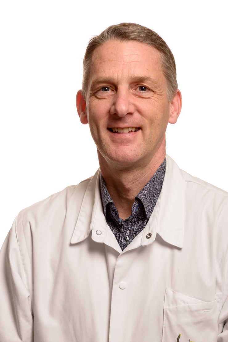 Pr Bart Neyns, chef de Clinique Oncologie Médicale de l'UZ Brussel