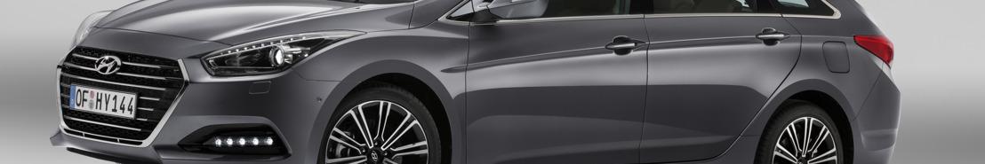 Nieuwe Hyundai i40