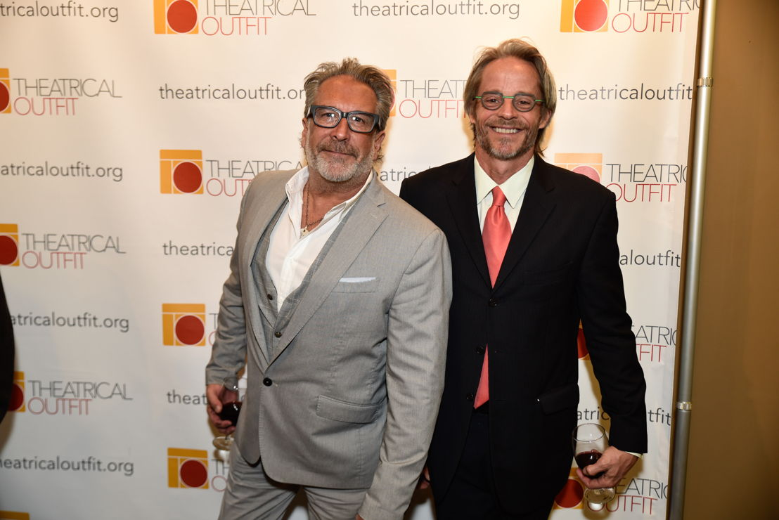 Richie Arpino and Mitchell Anderson
