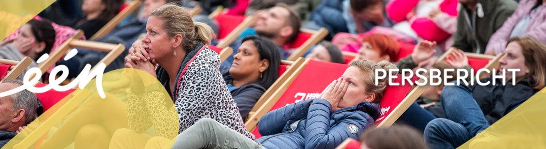Eén en Kinepolis brengen fans en cast samen voor Thuisfinale op groot scherm