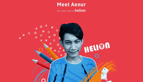 AnyTask freelancer Helion is an example of the talent and skill that compel buyers to come back for more