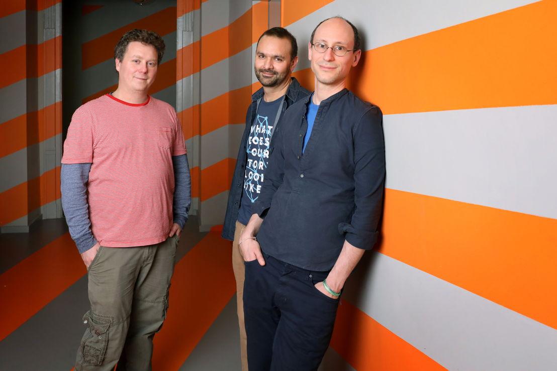 Prezi Cofundadores: Péter Halácsy, Peter Arvai y Adam Somlai-Fischer