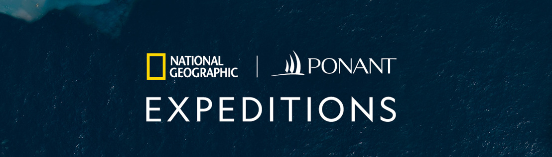 National Geographic Expeditions and PONANT announce an extensive long-term cruise partnership