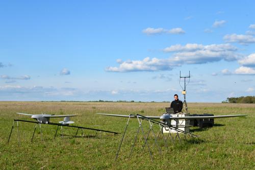 Les missions de surveillance et de renseignement boostées par les mini drones de Thales