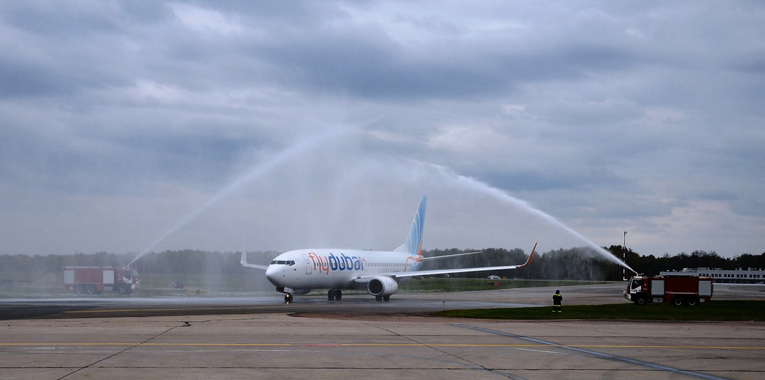 flydubai celebrates five years of operations to Moscow
