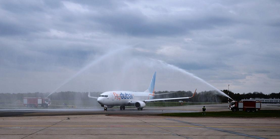 فلاي دبي تحتفل بخمس سنوات من النجاح في موسكو
