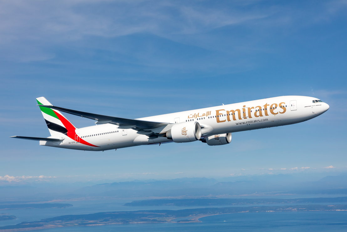 Emirates B777-300 ER