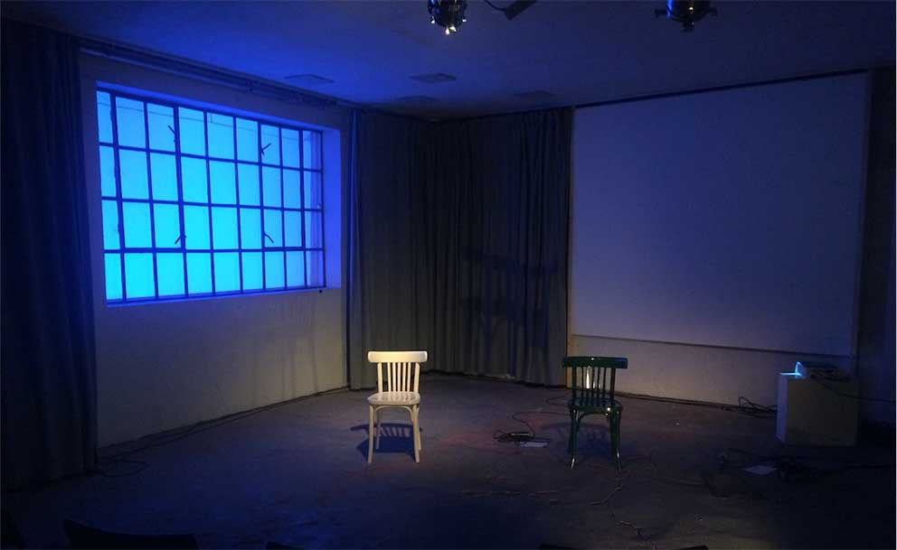 17.09, 22:20 - Performance: Mathilde Thomas (BE), Instant Temples