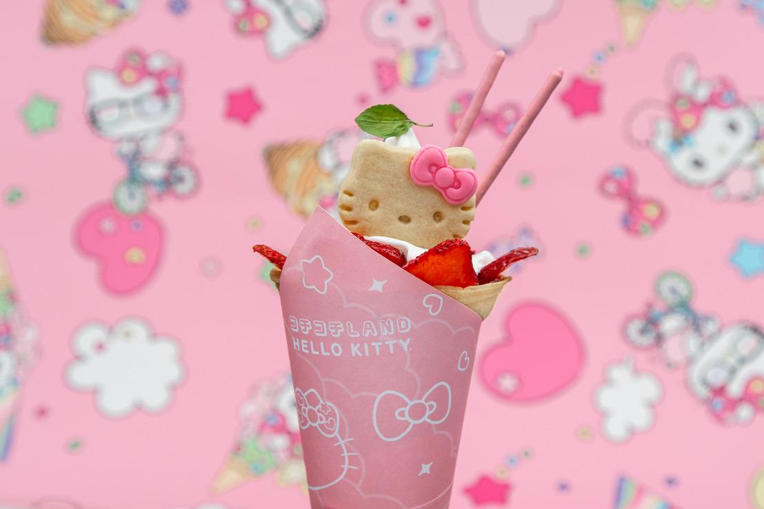 Hello Kitty x Kochi Kochi Land, la colaboración que endulzará tu vida