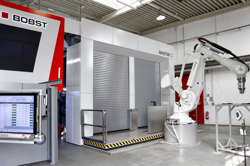 BOBST demonstrates the future of flexible packaging production at groundbreaking virtual Open House event