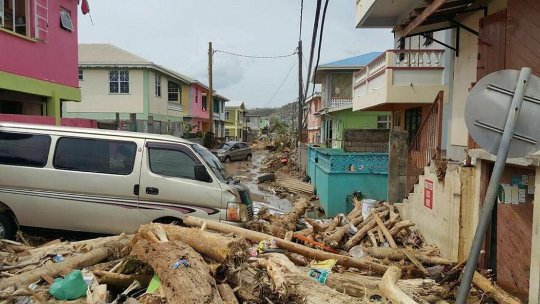HURRICANE MARIA SITUATION REPORT #1