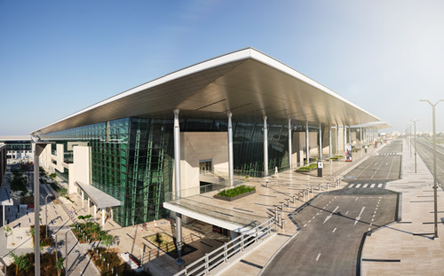 Thales high technologies to ensure security and comfort for Bahrain International Airport' passengers