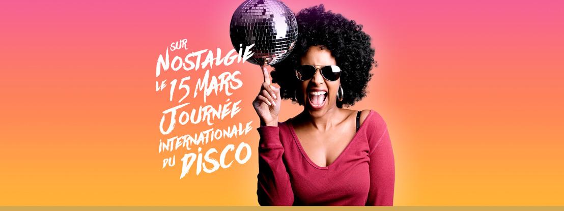 Nostalgie crée la Journée Internationale du Disco